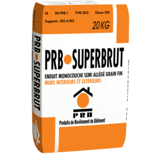 PRB Systems Plastering Material Superbrut