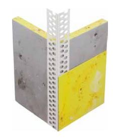 VWS Perfect Corner Bead, Angle 2.5m – 25mm Box of 100